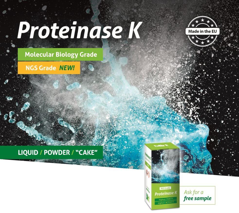Proteinaza K Ulotka