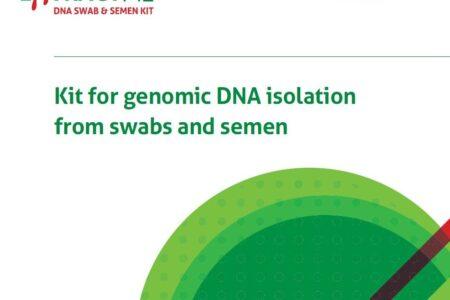 DNA SWAB & SEMEN KIT