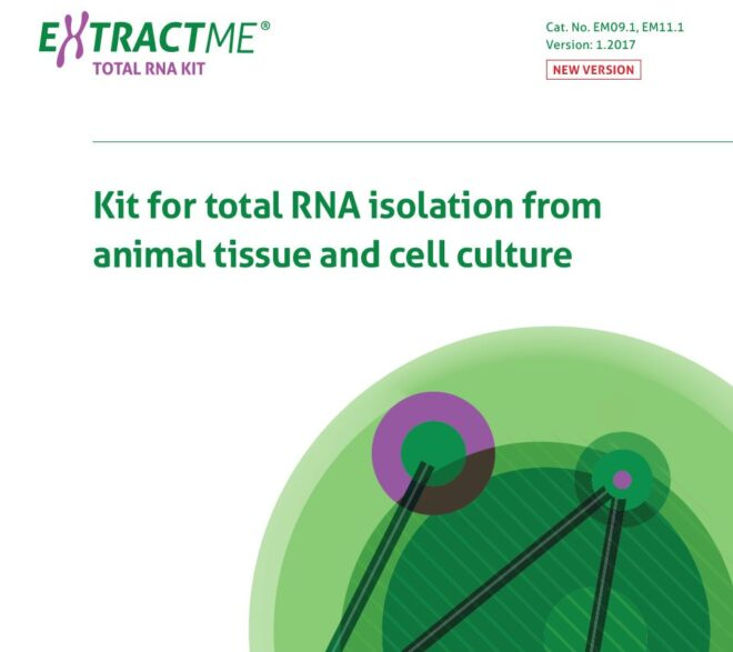 EXTRACTME TOTAL RNA KIT
