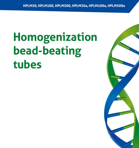 Bead-beating tubes