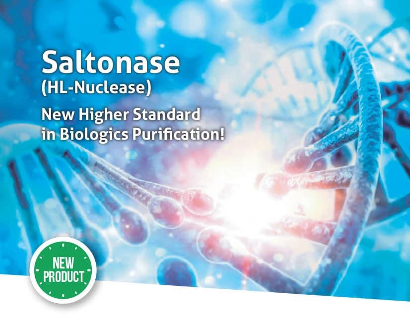 Saltonase, HL-Nuclease Flyer