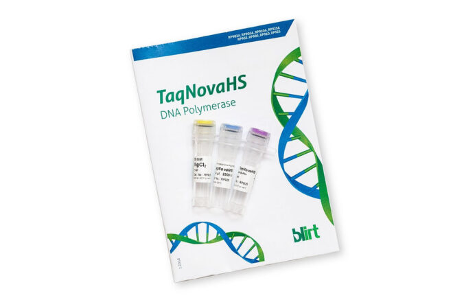 TaqNova HS DNA polymerase