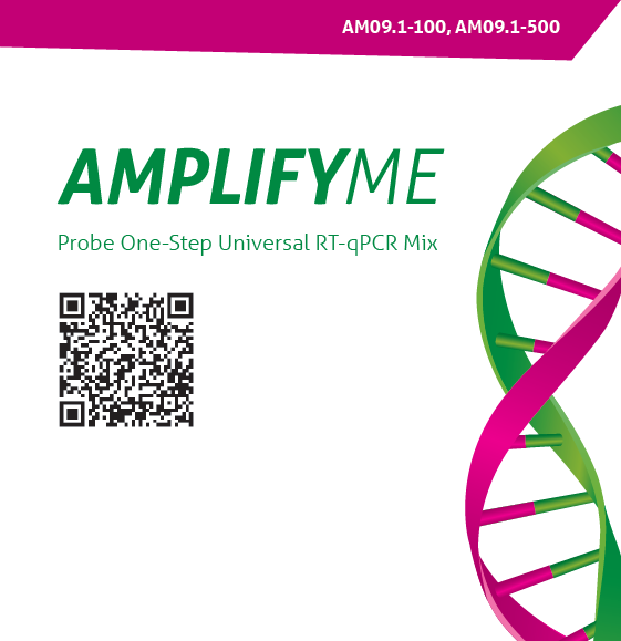 AMPLIFYME Probe One-Step Universal RT-qPCR Mix AM09.1