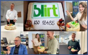 ISO 13485 celebration